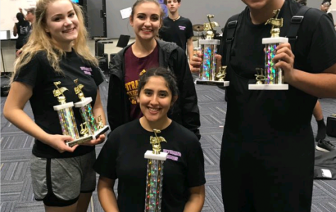 Marching Band takes first place