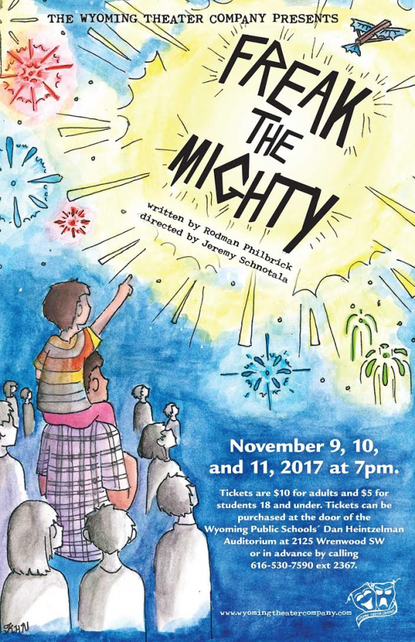 The Wyoming Theater Company presents Freak the Mighty