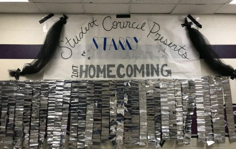 Homecoming Court announced!