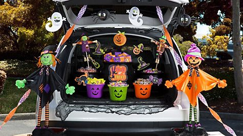 Join Wyoming High School at the Inaugural Trunk Or Treat on October 28th!