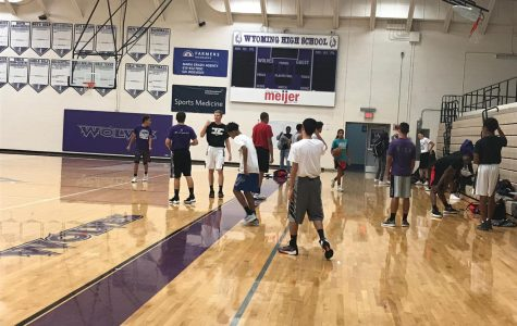 Guts Before Cuts means basketball is coming
