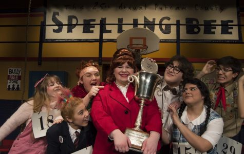 The annual spring musical brings down the house