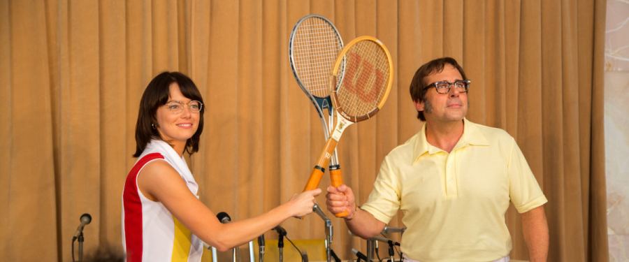 The Battle of the Sexes inspires