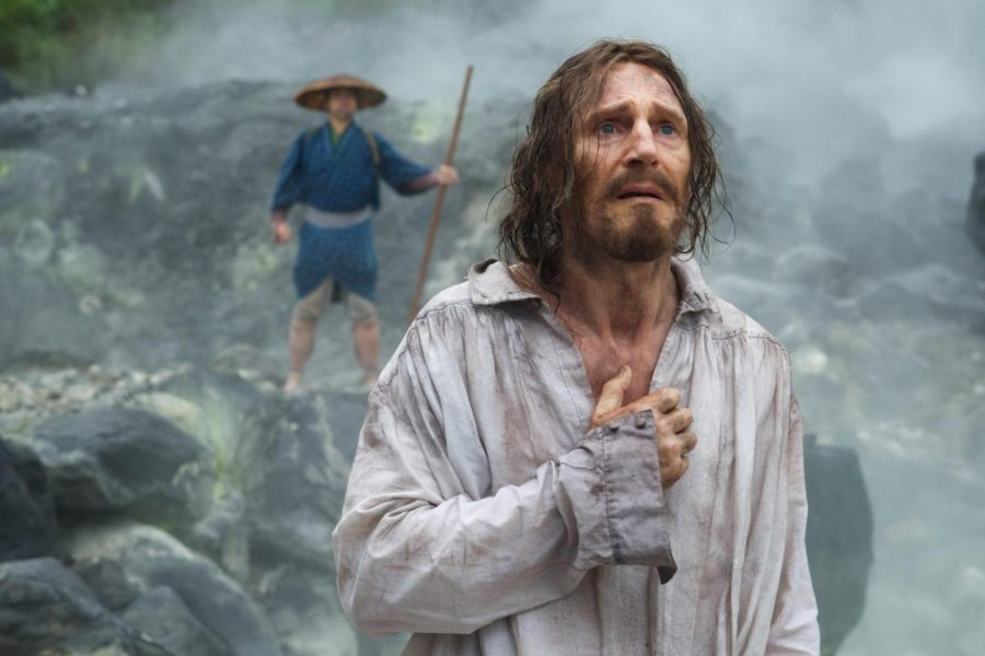 Movie Review: Silence