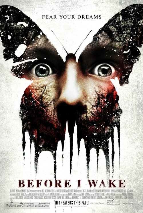 Before I Wake Movie Review