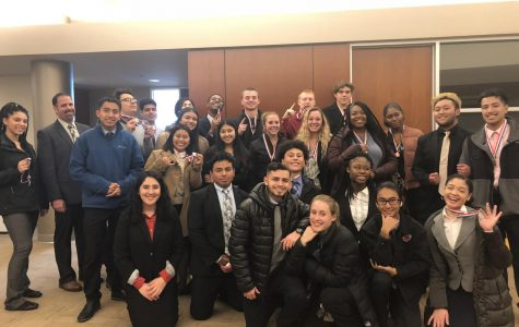 Business Professionals of America State Competetion