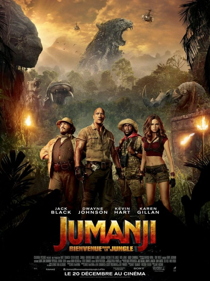 Jumani: Back to the Jungle: Movie Review
