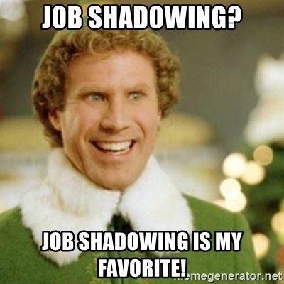 Job Shadowing at Amway!