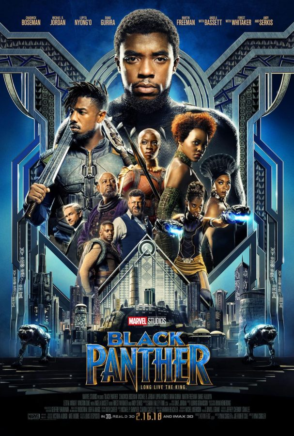 Black Panther was pretty good...