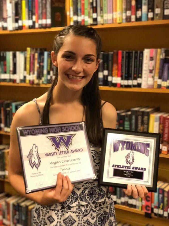 Student Athlete Profile: Megan Cvancara