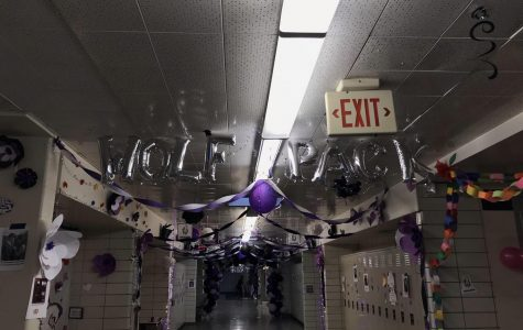 Decorated Hallways Look Awesome