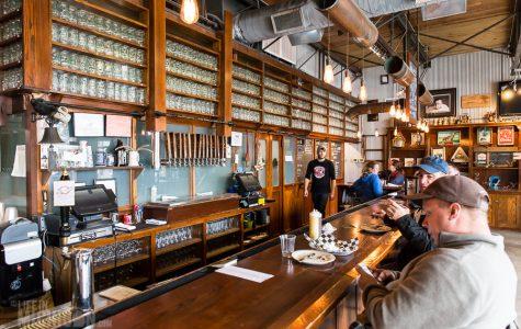 Hidden Restaurants of Michigan: Greenbush Brewing Company