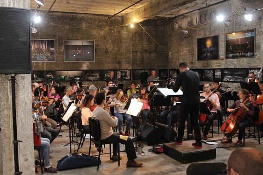 Symphony at Art Prize