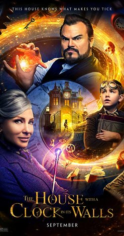 Tick Tock goes the Walls- The House with a Clock in its Walls Review