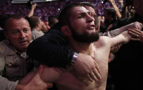 McGregor MMA Fighter