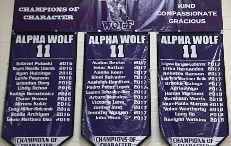 A Celebration of Character and Diversity: What's in Store for the Sophomore's First Alpha Wolf 11 Assembly