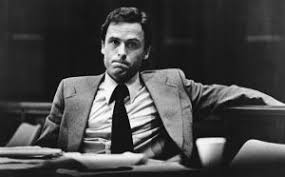 This is a picture of Ted Bundy. He was evil.