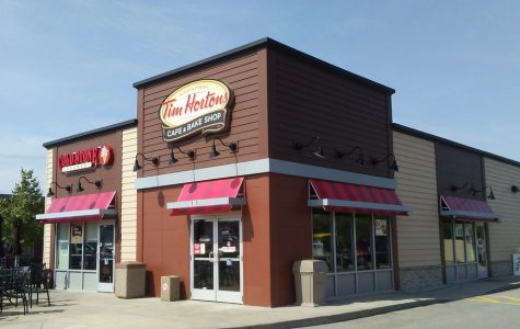 Tim Hortons and Cold Stone Closing