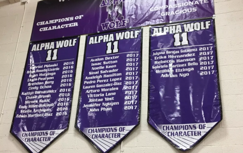 Last Alpha Wolf Ceremony of the Year