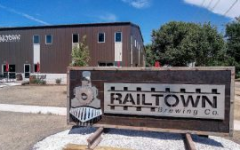 Asian Fusion and a Thing For Trains: Railtown Brewing Company