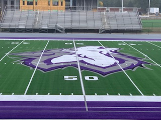 New Football Stadium is Ready