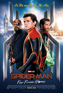 """Spider-Man: Far From Home"" Movie Review"