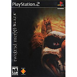 Twisted Metal Black (Ps2) Game Review