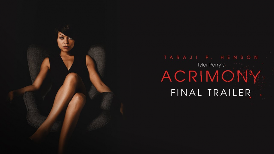 Acrimony is another successful movie by Tyler Perry