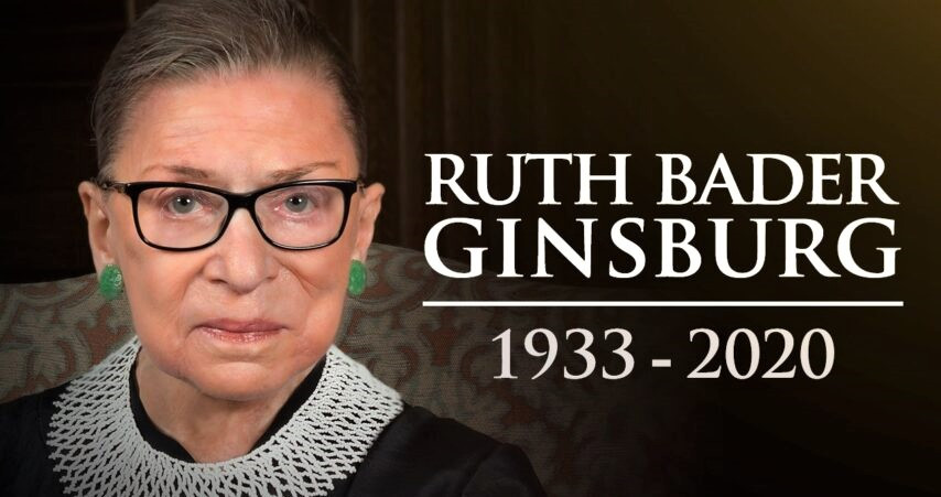 Honoring Supreme Court Justice Ruth Bader Ginsburg