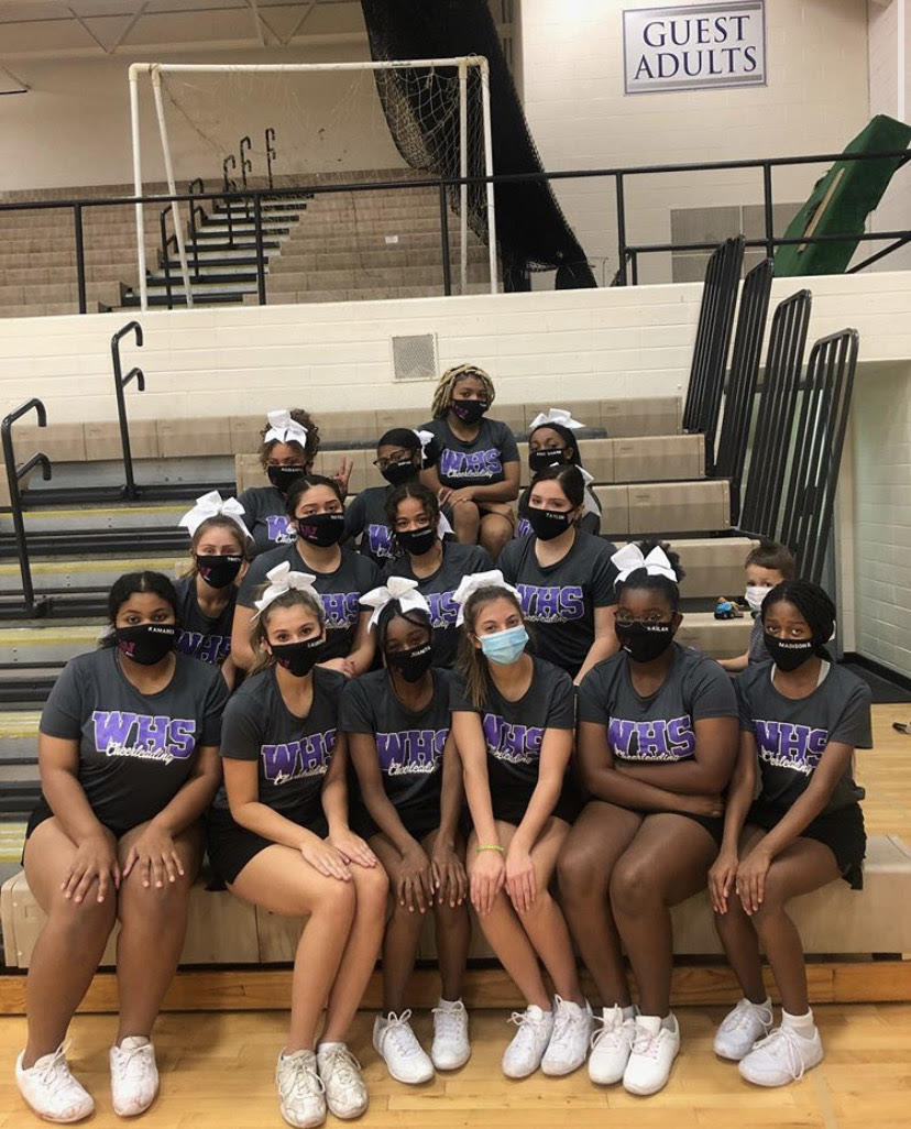 Wyoming Varsity Cheer are coming back stronger than ever