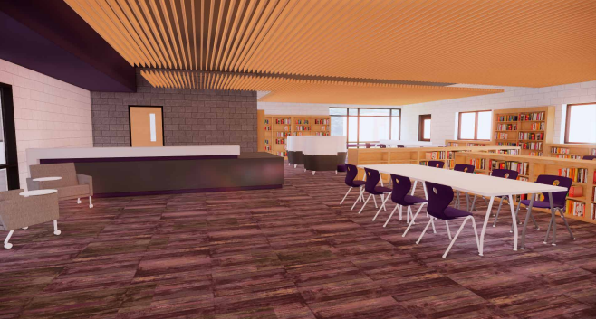 Coming Soon: a New and Improved Library!