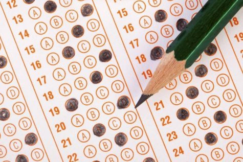 The Crush Of Standardized Testing