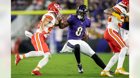 Ravens Stunned The Chiefs in Week 2
