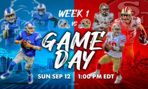 Detroit Lions almost complete comeback against the San Francisco 49ers late